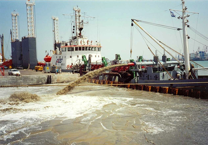 "Suction dredger ""Onezhskiy"""